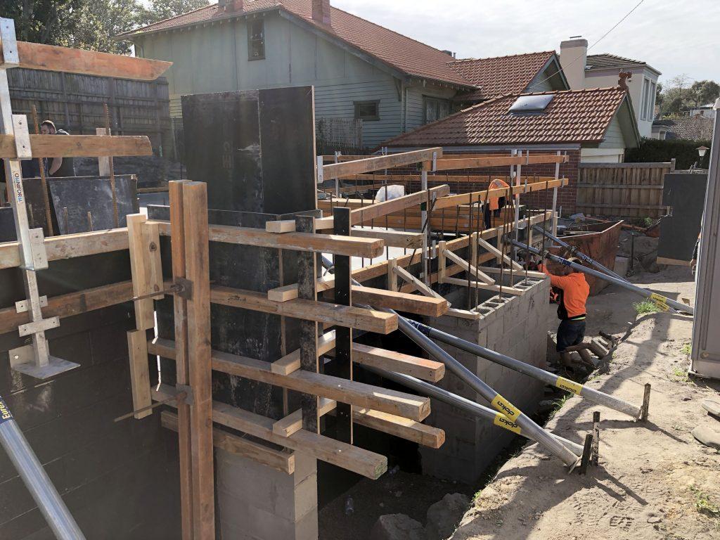 The Davis Construction